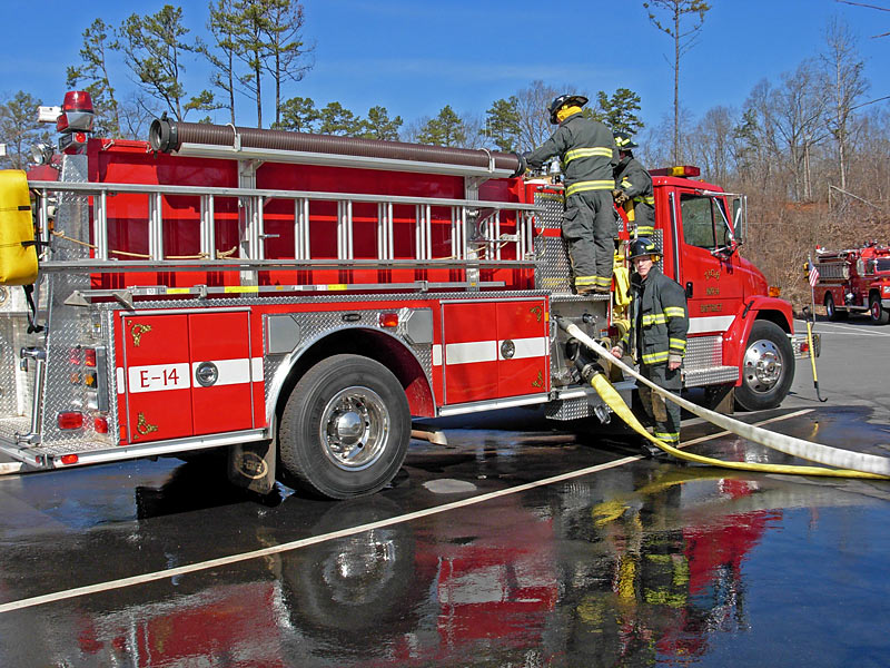 TurboDraft units in service in South Carolina