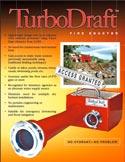 TurboDraft Standard 5 Inch Unit Brochure Image